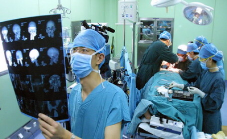 Transplant facial total