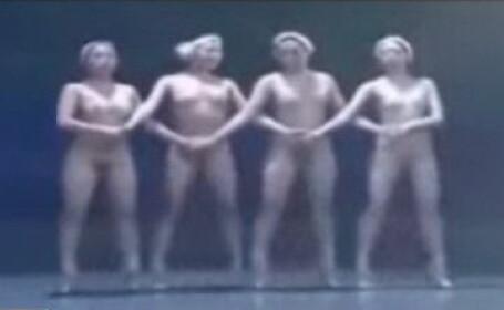 balet nud