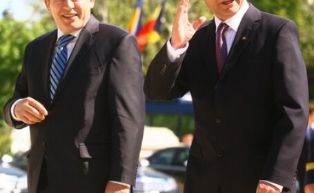 Intrevederea de la Iasi dintre Basescu si Ghimpu, sub semnul tensiunii!
