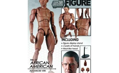 Barack Obama jucarie