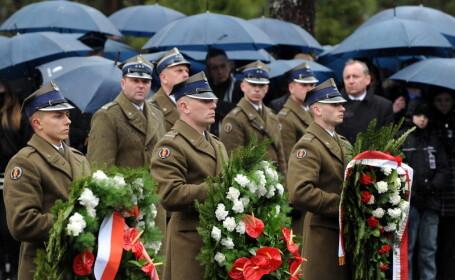 Comemorare Lech Kaczynski
