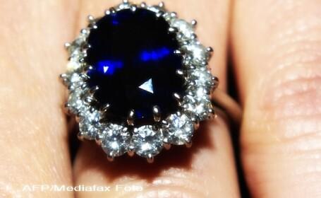 Inelul de logodna al lui Kate Middleton
