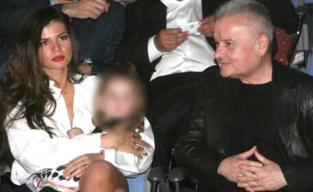 Monica Columbeanu, Irinel Columbeanu, Irina