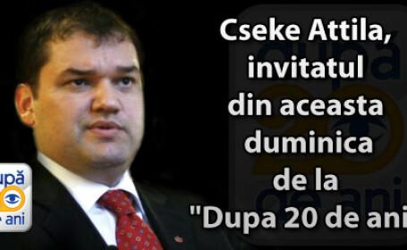 Cseke Attila