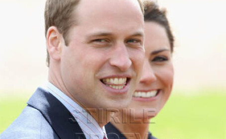 printul William, Kate Middleton