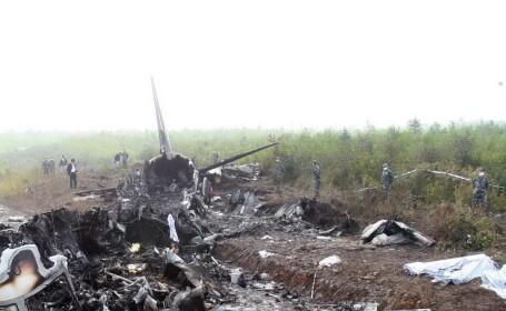 Un avion cu 43 de persoane la bord s-a prabusit in Siberia. 14 pasageri au supravietuit miraculos