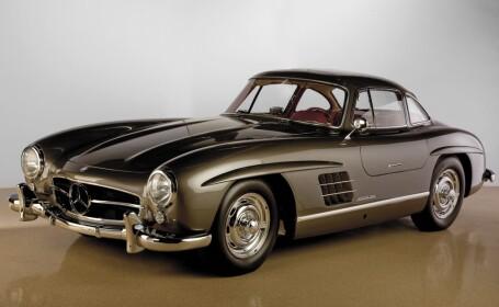 Cel mai frumos Mercedes din istorie a ajuns sa coste mai putin decat cea mai ieftina Dacie FOTO