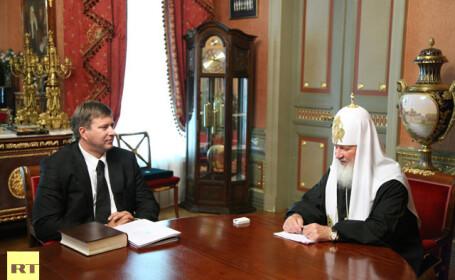 Patriarhia din Rusia