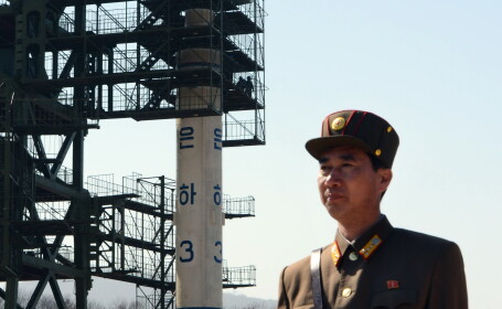 China avertizeaza Coreea de Nord: Opriti testele nucleare sau luam masuri