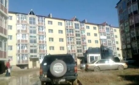 prabusire bloc, Kazahstan