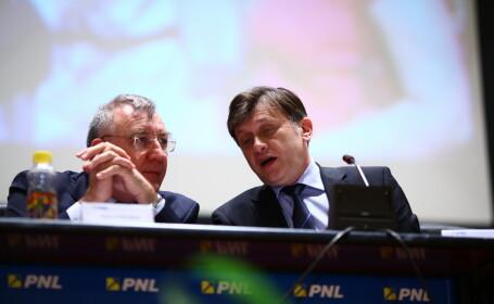 Andrei Chiliman si Crin Antonescu