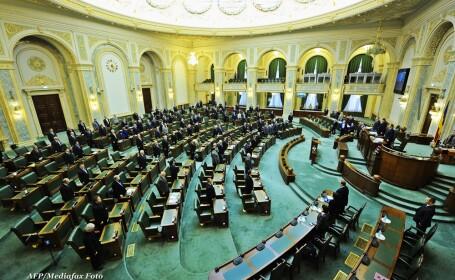 Puterea si-a pierdut majoritatea in Senat. Doi senatori au plecat din coalitia de guvernare
