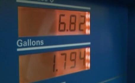 Eroare benzina