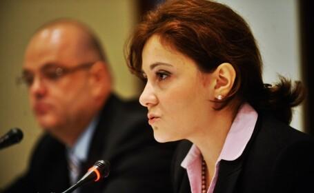 Cristina Traila, presedinte ANRMAP