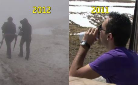 vreme de PAste 2012