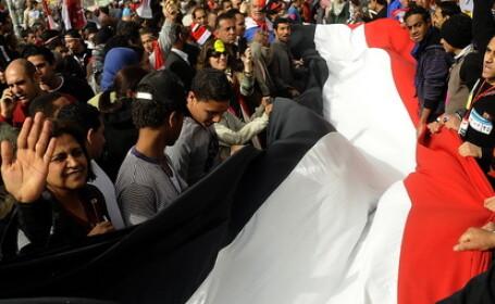 Egiptul fierbe din nou. Zeci de mii de oameni au manifestat impotriva puterii militare