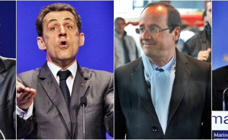 Alegeri Franta 2012. Sondajele dinainte de vot. Ce ar putea influenta scrutinul de maine