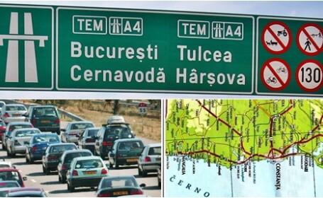 aglomeratie, autostrada, litoral, masini