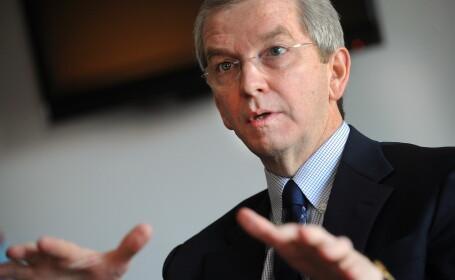 Tom Holst, managerul Chevron pentru Romania