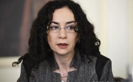 Presedintele CSM, Oana Schmidt Haineala