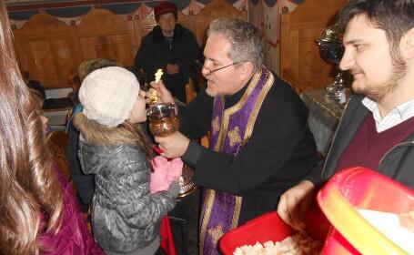 Prescolarii din Alba Iulia se pregatesc pentru sarbatorile pascale
