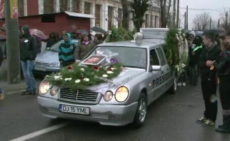 inmormantare Andrei Dragomir