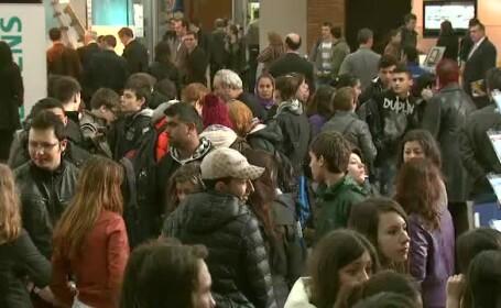 Proiect legislativ: Toti elevii si studentii platesc jumatate din tariful pentru transport cu trenul si metroul