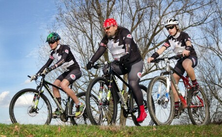 Adrian Igrisan, bicicleta