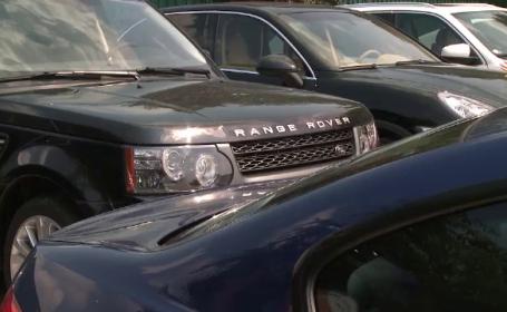 Masini Audi Q7, BMW X5 sau Audi A8, confiscate de Fisc, oferite gratuit ministrilor si primariilor
