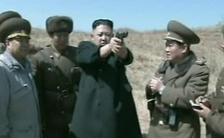 Nord-coreenii trec granita si ucid pentru a se hrani. Tensiuni la cote maxime intre 2 dintre cele mai inarmate tari din lume