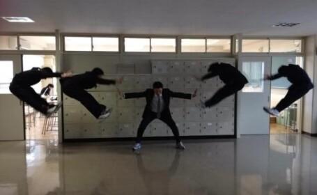 Viral in Japonia. Tinerii se fotografiaza in ipostaze din Dragon Balls, cel mai popular serial manga