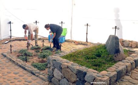 Mormantul lui Pablo Neruda