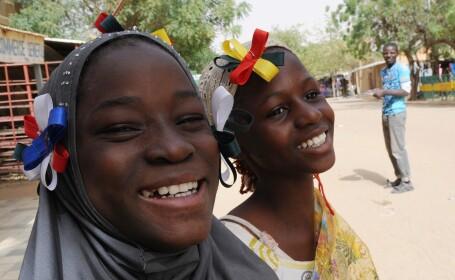 Locuitori din Mali