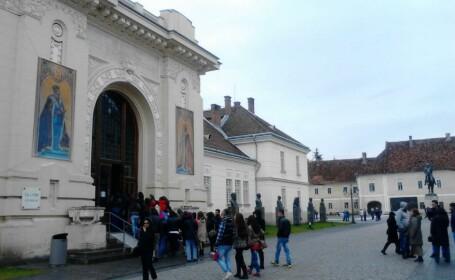 Peste 11.000 de elevi au vizitat Muzeul National al Unirii din Alba Iulia in saptamana Scoala Altfel