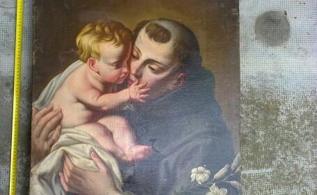tablouri furate,italia