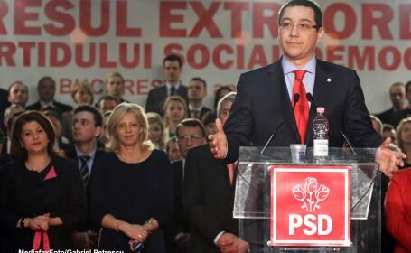 Congresul PSD. Greii partidului fac jocurile inainte de eveniment pentru functiile de vicepresedinte