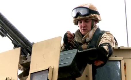 20 de militari romani au murit pana acum in Afganistan. Multi, din cauza dotarilor militare slabe