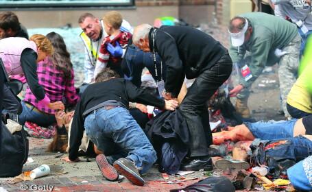 Rusia considera exploziile de la Boston un \
