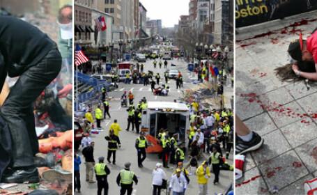 cover atentat Boston, maraton