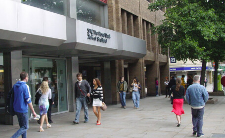 banca, Royal Bank of Scotland