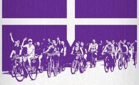 afis biciclete, poli