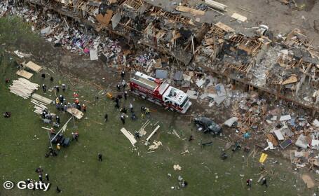 Texas explozie - 1