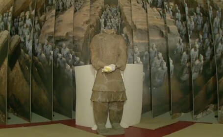 Soldati de teracota