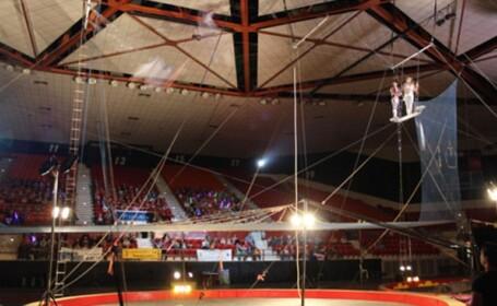 spectacol de circ