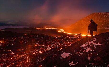 eruptie vulcan Rusia 7