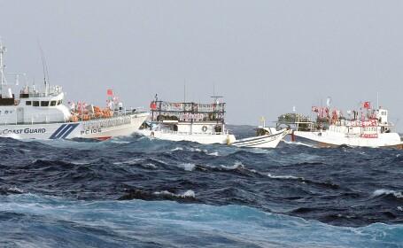 Insulele Diaoyu sau Senkaku - cover