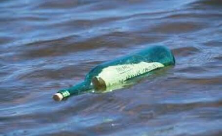 Doi pescari din Canada au gasit un mesaj in sticla, vechi de 11 ani. Ce era scris in el