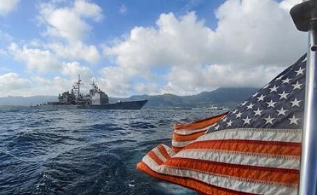 SUA vrea sa trimita o nava in Marea Neagra pe fondul tensiunilor din Ucraina. Ce spun oficialii americani
