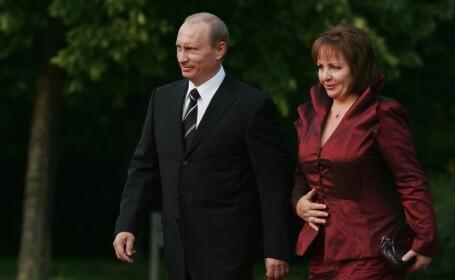 Vladimir Putin a divortat de Liudmila in mod oficial, anunta Kremlinul