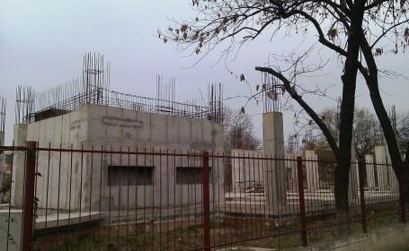 constructie, Palatul Copiilor Arad